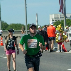 Lattelecom Riga Marathon - Aleksandrs Kostarevs (1453)