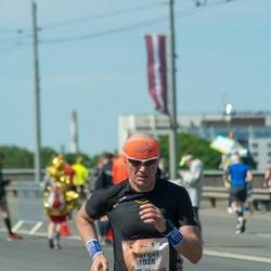 Lattelecom Riga Marathon - Sergei Gritcai (1025)