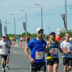 Lattelecom Riga Marathon - Mikko Oja (570), Ctibor Kacer (944)