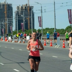 Lattelecom Riga Marathon - Marta Kravčenko (2069)
