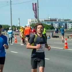 Lattelecom Riga Marathon - Frank Pohl (1778)