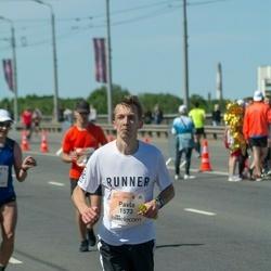 Lattelecom Riga Marathon - Pavlo Prykhodko (1573)