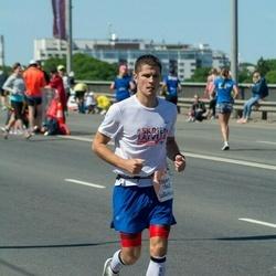 Lattelecom Riga Marathon - Edgars Lujāns (1863)