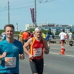 Lattelecom Riga Marathon - Aivars Spūlis (2107)