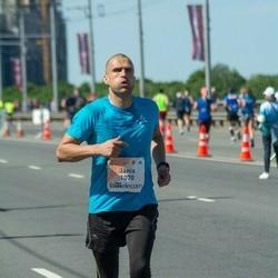 Lattelecom Riga Marathon - Jānis Rozenbergs (1070)