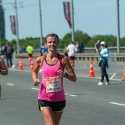 Lattelecom Riga Marathon - Jolanta Ivanova (1010)