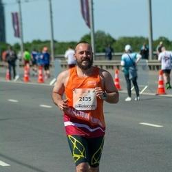 Lattelecom Riga Marathon - Mārcis Standzenieks (2135)