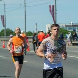 Lattelecom Riga Marathon - Deivids Stupiņš (1404)