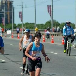 Lattelecom Riga Marathon - Johanna Katajisto (471)