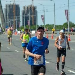 Lattelecom Riga Marathon - Arne Van Den Brink (2105)
