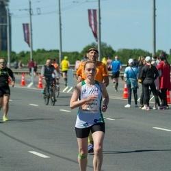 Lattelecom Riga Marathon - Nadezhda Novikova (414)