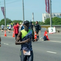 Lattelecom Riga Marathon - Mamoudou Ba Cisse (1372)