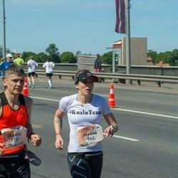 Lattelecom Riga Marathon - Alyona Kalnytska (862)