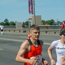 Lattelecom Riga Marathon - Oleksii Usenko (1101)