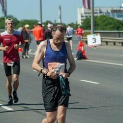 Lattelecom Riga Marathon - Martin Jakobsson (1844)