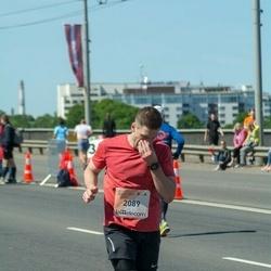 Lattelecom Riga Marathon - Andrey Kalinin (2089)