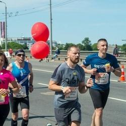Lattelecom Riga Marathon - Edgars Sultanovs (1208), Dāvis Poliņš (1914)