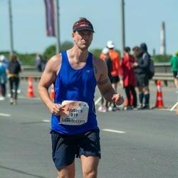 Lattelecom Riga Marathon - Anders Benjaminsson (819)