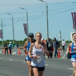Lattelecom Riga Marathon - Sintija Langenfelde (1884)