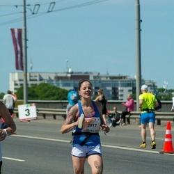 Lattelecom Riga Marathon - Ieva Zirne (2017)