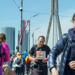 Lattelecom Riga Marathon - Vjačeslavs Šarkels (2043)