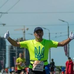Lattelecom Riga Marathon - Anatolii Melnyk (1678)