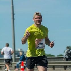 Lattelecom Riga Marathon - Einārs Goldbergs (2039)