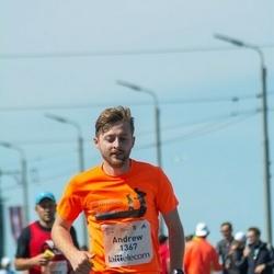 Lattelecom Riga Marathon - Andrew Cheshire (1367)