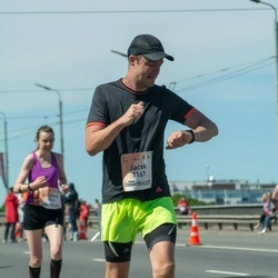 Lattelecom Riga Marathon - Jacek Truszczynski (1167)