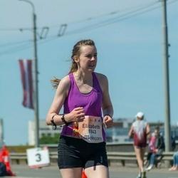 Lattelecom Riga Marathon - Elizabeth Jakobsson (1843)