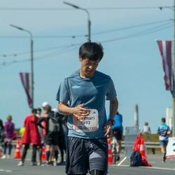 Lattelecom Riga Marathon - Takenari Yamamori (1693)