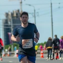 Lattelecom Riga Marathon - James Cownley (404)