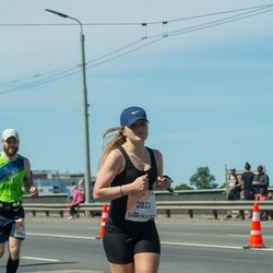 Lattelecom Riga Marathon - Sintija Geidāne (2023)