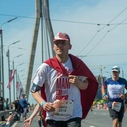 Lattelecom Riga Marathon - Jānis Ābols (2018)