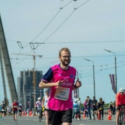 Lattelecom Riga Marathon - Jonas Potthoff (1593)
