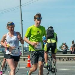 Lattelecom Riga Marathon - Indra Muižniece (952), Mārtiņš Krūmiņš (2090)