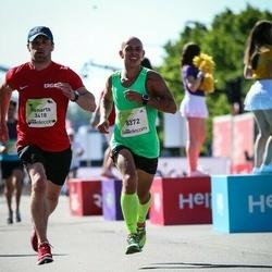 Lattelecom Riga Marathon - Renarts Andersons (3418), Alex Kessel (8372)