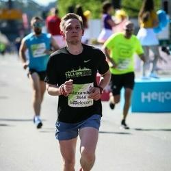 Lattelecom Riga Marathon - Alexander Kashanskiy (3446)