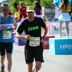 Lattelecom Riga Marathon - Normunds Langins (3165), Aidas Pelenis (3186)