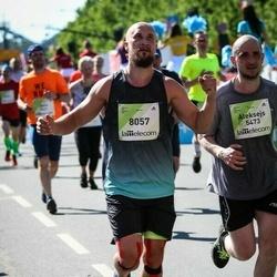 Lattelecom Riga Marathon - Aleksejs Smirnovs (5473), Oskars Pugačs (8057)