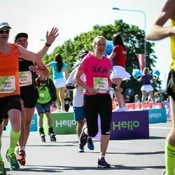 Lattelecom Riga Marathon - Aigars Kokins (3169), Diāna Soboļevska (6106)