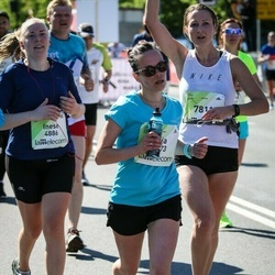 Lattelecom Riga Marathon - Aija Parfjonova (4373), Inese Vasiļjeva (4886), Milana Fomina (7811)