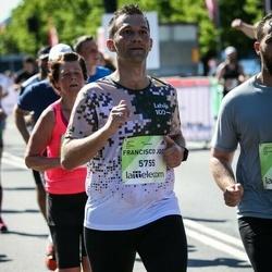 Lattelecom Riga Marathon - Francisco Jose Iglesias Valcuende (5755)
