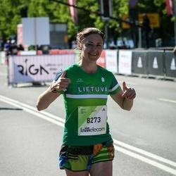 Lattelecom Riga Marathon - Gintare Mazeikyte (8273)