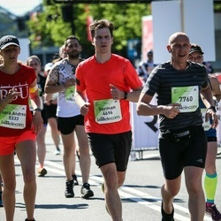 Lattelecom Riga Marathon - German Sokolov (4696), Ainārs Krauklis (7760)