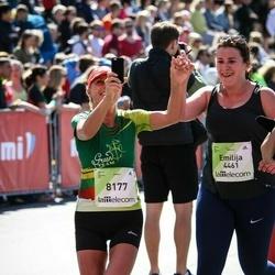 Lattelecom Riga Marathon - Emilija Čeponė (4461)