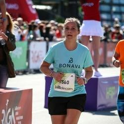Lattelecom Riga Marathon - Evita Biezmane (7560)