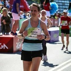 Lattelecom Riga Marathon - Ailona Cheshkova (5969)