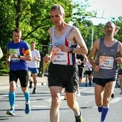 Lattelecom Riga Marathon - Alistair Chambers (81), Ivars Jankavs (1403)