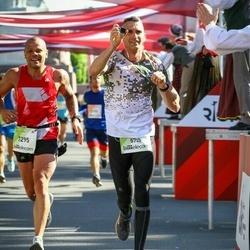 Lattelecom Riga Marathon - Juan Jose Jansa Moya (5735), Aleksejs Belokopitovs (7295)